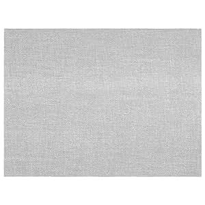 """1000 Tischsets, Papier 30 cm x 40 cm grau """"Cotton Style (84365)"""