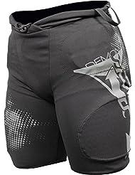 Pantalón Corto Protector Snowboard Demon 2016 Flex-Force Pro Negro (Xs , Negro)