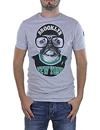 Japan rags - Japan rags - Tee-shirt homme BROKLYN