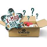 Schecker X-Mas Box, die Überraschung für Hund und Halter