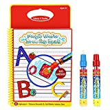 ABC Alphabet Magic Aqua Water Doodle Book and pens