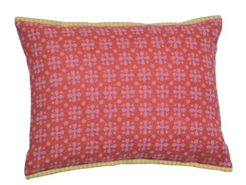 Preisvergleich Produktbild David Fussenegger Kissen Juwel Mustermix/Sternchen, Baumwoll-Mischgewebe, Rot, 40 x 30 cm