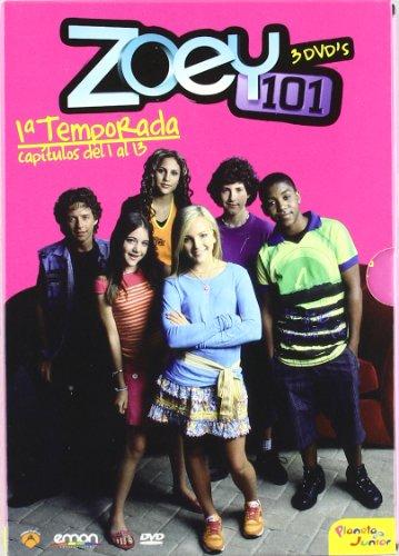 Zoey 101 (1ª temporada) [DVD] 51jZoEfjeKL