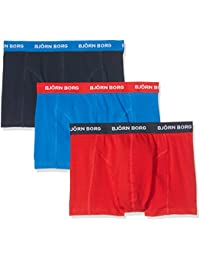 Björn Borg Men's Boxer Shorts (Pack of 3)