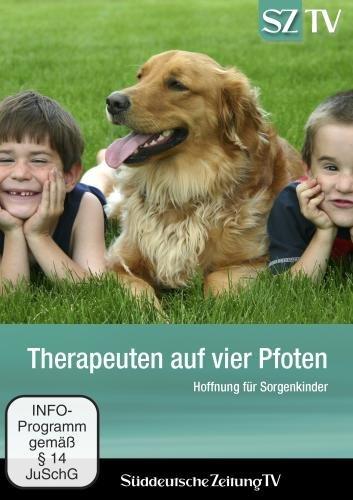 Therapeuten auf vier Pfoten