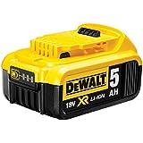 DeWalt DCB184-XJ - Batería carril XR 18V Li-Ion 5,0Ah