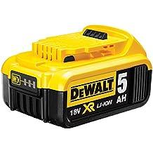 DeWalt DCB184-XJ 1691296- Batería carril XR 18V Li-Ion 5,0Ah
