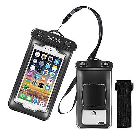 Brassard Etanche Iphone 5s - SKYEE Pochette Étanche avec Brassard iPhone 7,