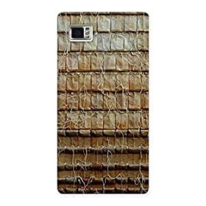 Special Old Wall Back Case Cover for Vibe Z2 Pro K920
