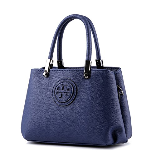Geprägte Schulter Tasche (Ruiren Multifunktions Portable und Bequeme Geprägte Handtasche für Frauen, Messenger Schulter Tasche Handtasche Portable Schultertasche für Frauen)