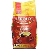 Leroux Chicorée en Grains 250 g - Lot de 4