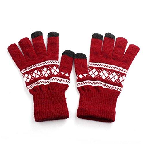overdose-jacquard-unisexe-cran-gants-doux-mitten-chaud-hiver-tricoter-rouge