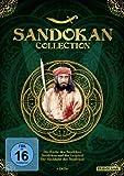 Sandokan Collection (Die Rache des Sandokan / Sandokan und der Leopard / Die Rückkehr des Sandokan) [4 DVDs]