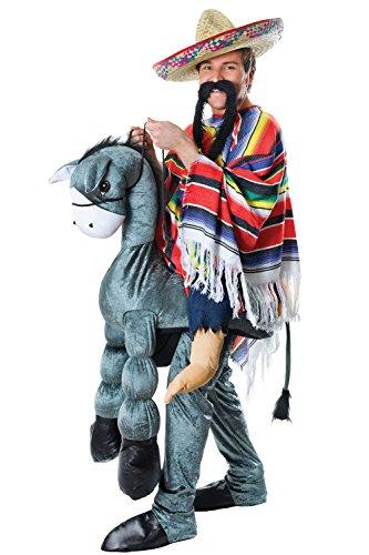 Reiten Sie auf Esel mexikanischen (Kostüm Esel Reiten)
