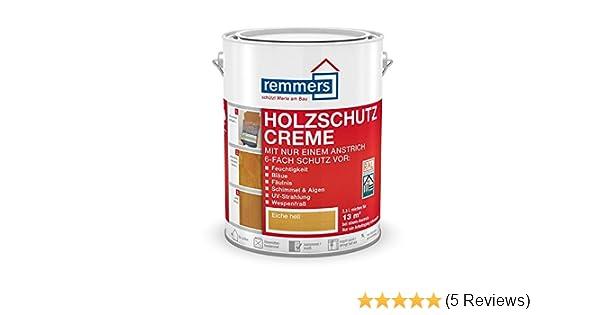 Turbo Remmers Holzschutz-Creme - nussbaum 2,5L: Amazon.de: Baumarkt HK68