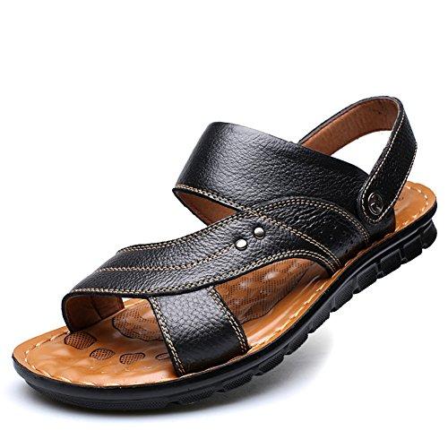 été Sandales d'homme/sandales/Respirante sandales occasionnels/Sandales et pantoufles C