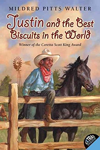 [(Justin and the Best Biscuits in the World)] [By (author) Mildred Pitts Walter ] published on (March, 2010)