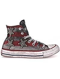 ZAPATILLAS ALL STAR HIGH CANVAS GRIS CONVERSE LIMITED EDITION