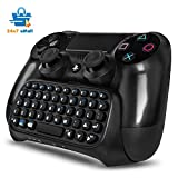 Best Tv For Ps4 - Ps4 Mini Bluetooth Keyboard Chatpad for PlayStation 4 Review