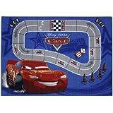 Associated Weavers Cars 22 - Alfombra con pista de carreras (95 x 133 cm)