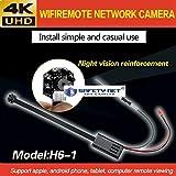 CAM 360 Wireless WiFi DIY Module IP Camera 4K Ultra-HD IR Night Vision