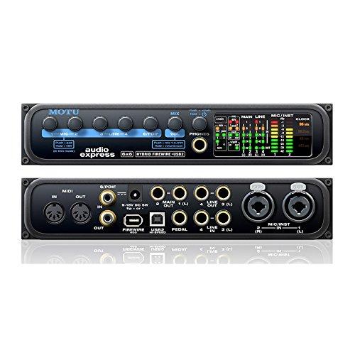Motu Audio Express Interfaccia Audio 6X6 Hybrid FW/Usb2