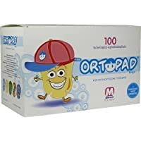 ORTOPAD for boys medium Augenokklusionspflaster 100 St Pflaster preisvergleich bei billige-tabletten.eu