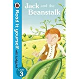 Read It Yourself Jack and the Beanstalk: Level 3