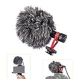 BOYA BY-MM1 Studio Aufnahmen Mikrofon für Smartphone, DSLR-Kameras, Camcorder und Audio-Recorder...
