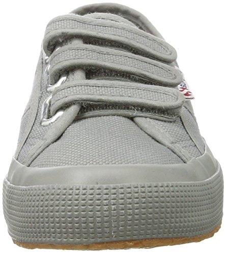 Superga 2750 Cot3velu, Sneakers Basses Mixte Adulte Grau (full grey sage)