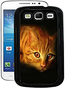 ColourCraft Cat Look Design Back Case Cover for SAMSUNG GALAXY S3 NEO I9300I