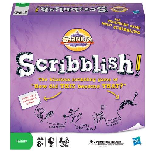 Scribblish by Hasbro