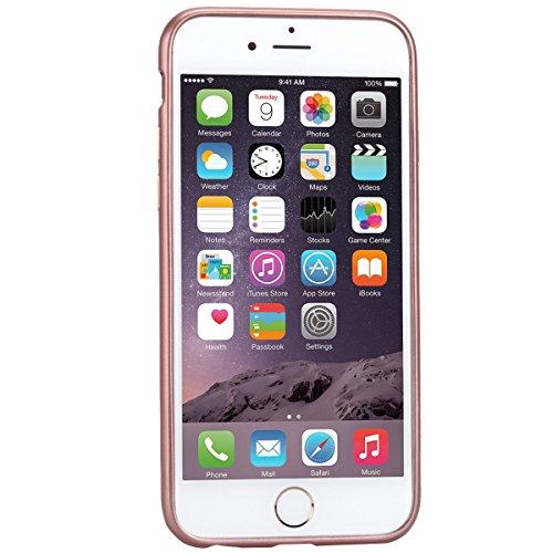 bf09dc64acf ... Custodia per Apple iPhone 7 Plus/iPhone 8 Plus ,GrandEver Fibra di  Carbonio Ibrida ...