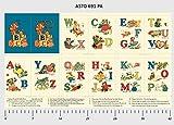 Alphabet Panel–ABC Kinderzimmer Weiches Buch