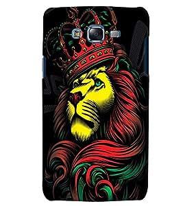 Citydreamz Lion/Wild/Animals/Jungle Hard Polycarbonate Designer Back Case Cover For Samsung Galaxy Grand Neo/Grand Neo Plus I9060