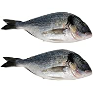 The Upper Scale Ltd Sea Bream 2 X 400g