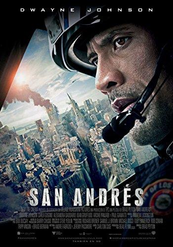 San Andrés (BD 3D + BD 2D