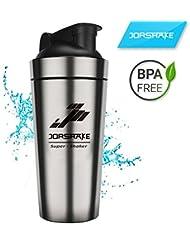 JORSHAKE 700 ml Sportmixer Fitness Coctelera Proteínas