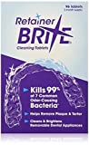 Retainer Brite Cleaning Tablets 1 year Supply (384 Tablets)