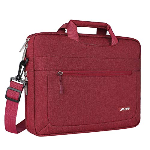a7108875f9 MOSISO Messenger Laptop Spalla Borsa Compatibile 15-15,6 Pollici MacBook PRO ,MacBook