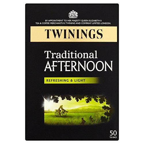 Twinings Traditional Afternoon 50 Btl. 125g