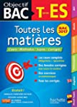 Objectif Bac - Toutes Les Matieres Te...