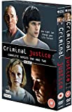 Criminal Justice: Series 1 And 2 (5 Dvd) [Edizione: Regno Unito] [Import anglais]