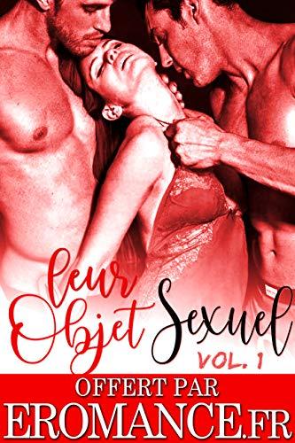 Couverture du livre Leur Objet Sexuel   Partagée Par Deux Hommes  (Livre 1)