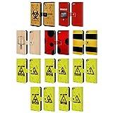 Head Case Designs Verschiedene Designs Brieftasche Handyhülle aus Leder für Apple iPod Touch MP3