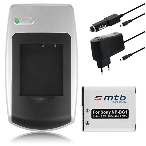 Chargeur + Batterie NP-BG1 pour Sony