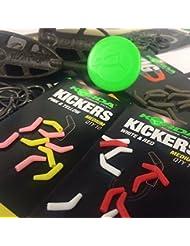 Korda Kickers Serie - Amarillo/Rosa, Grande