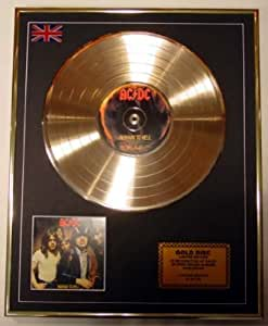 AC/DC-Cd Gold Disc enregistrement Édition limitée-Highway To Hell