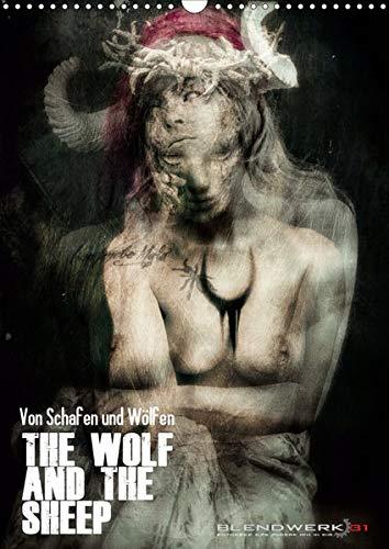 fen - The Wolf and the Sheep (Wandkalender 2020 DIN A3 hoch): Ein ganzes Jahr voller aufregender und nie gesehener Kunstwerke. Eine ... (Monatskalender, 14 Seiten ) (CALVENDO Kunst) ()