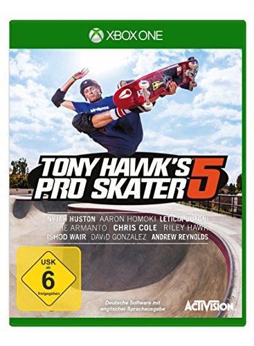 Tony Hawk\'s Pro Skater 5 - [Xbox One]